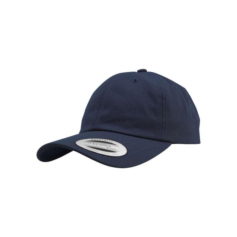 Dad Hat - Yupoong marinblå